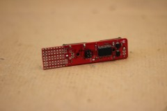 Attiny43U development board