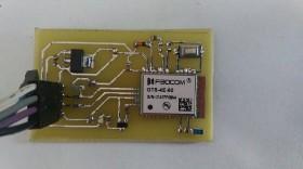 GTS-4E-60 test board