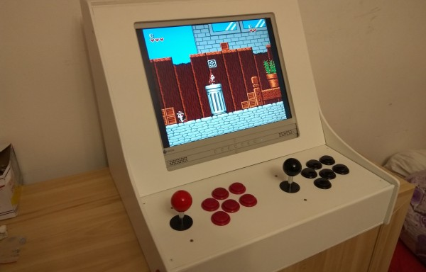 Retropie arcade machine